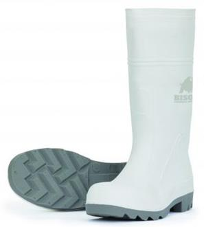 PVC SAFETY GUMBOOTS - FOOD GRADE , Nitrile