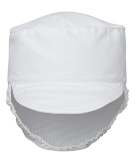 FOOD PREP HAT - Fitted hair mesh cover