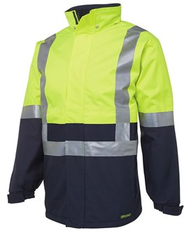 A.T. SUPERIOR JACKET- Waterproof, Hi Vis, Extra Lining for Warmth