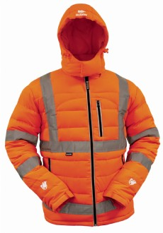 Day/Night Puffer Jacket Duck-down